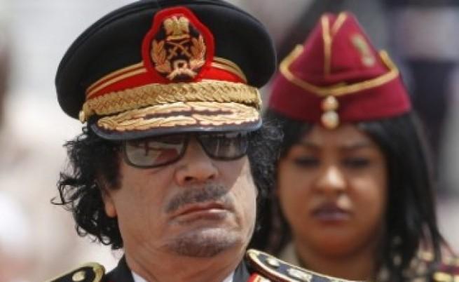 ПНС: Никаква аутопсия на тялото на Кадафи
