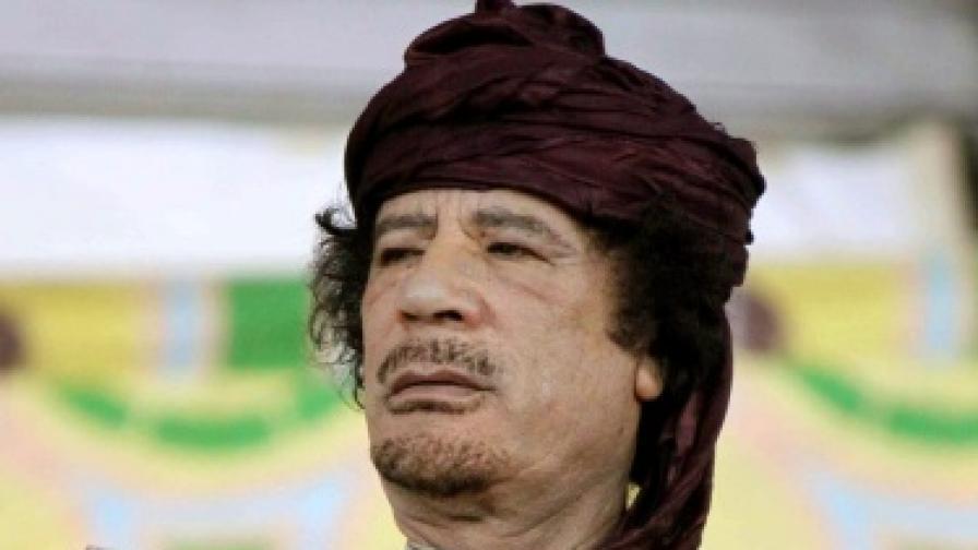 Извършиха аутопсия на тялото на Кадафи