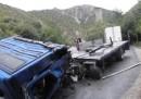 Двама българи загинаха при катастрофа на ТИР в Румъния