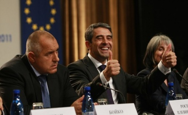 ГЕРБ води с 37,9% на местните избори, БСП - 24%
