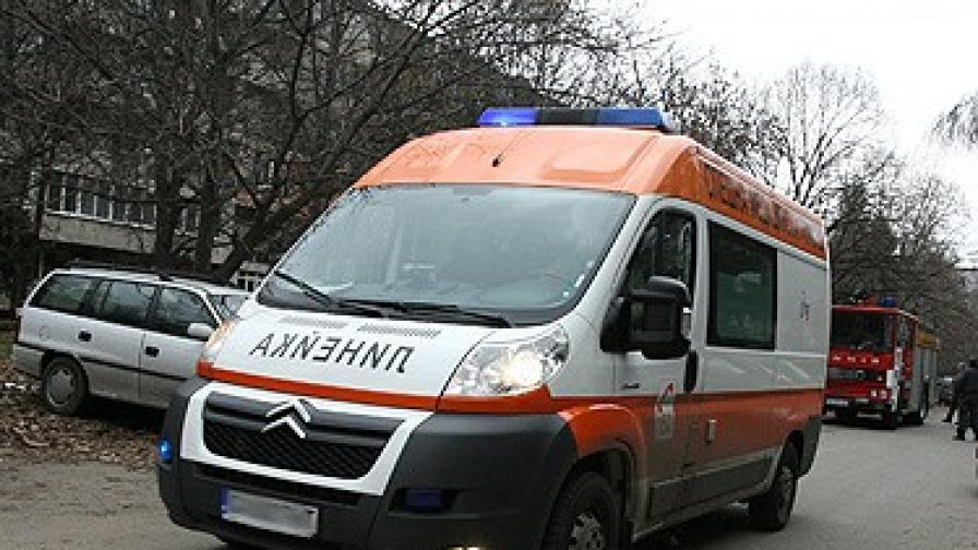 Верижна катастофа край Пловдив взе две жертви