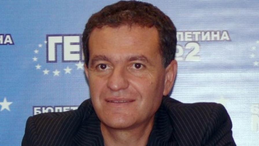Областният управител на Шумен подаде оставка