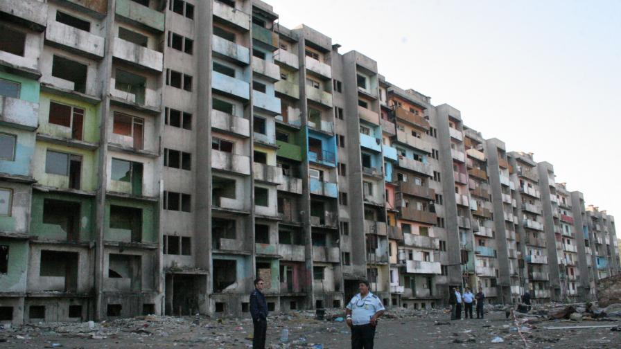Ромите от бл. 20 загубиха три дела срещу община Ямбол
