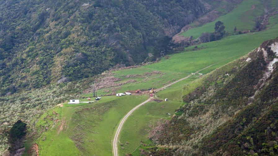 Новозеландски фермери изливат мляко след тежка авария на газопровод