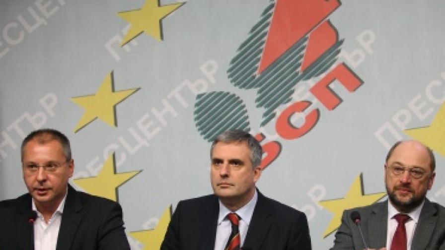 БСП призова навсякъде да се гласува против ГЕРБ