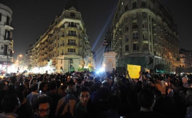 Нови демонстрации в Египет