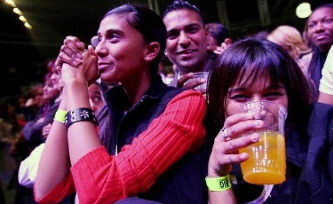 Пияни по цял уикенд - в Южна Африка