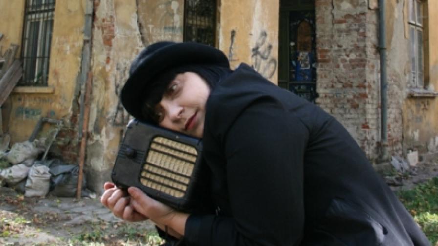 """Мая Новоселска в """"Едно малко радио"""""""