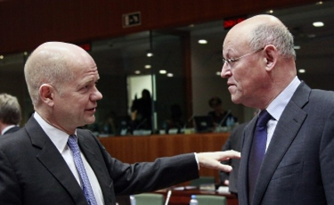 ЕС наложи санкции на Сирия и готви нови срещу Иран