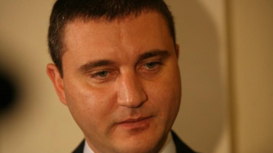 Заместник-министърът на финансите Владислав Горанов