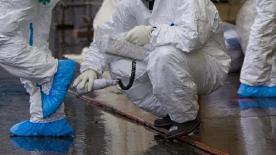 За втора седмица седем страни в ЕС отчитат ниски количества йод-131