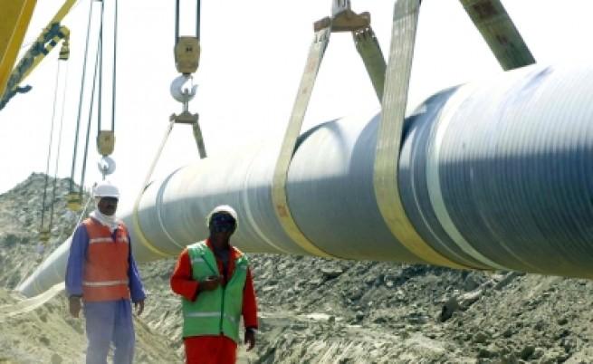 Междусистемна газова връзка между България и Турция