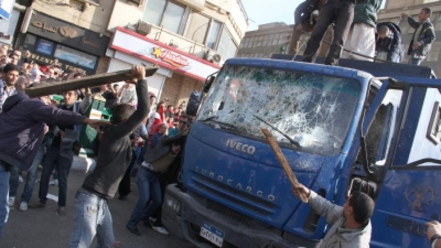 Убити и ранени в Египет преди изборите
