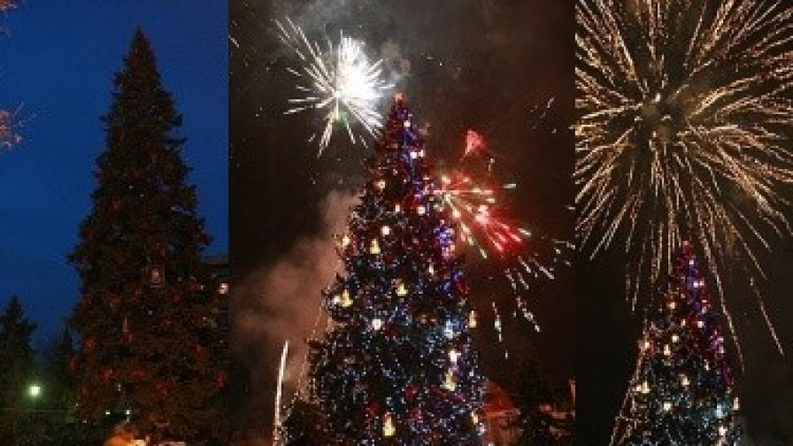 Коледното настроение идва в София на 1 декември