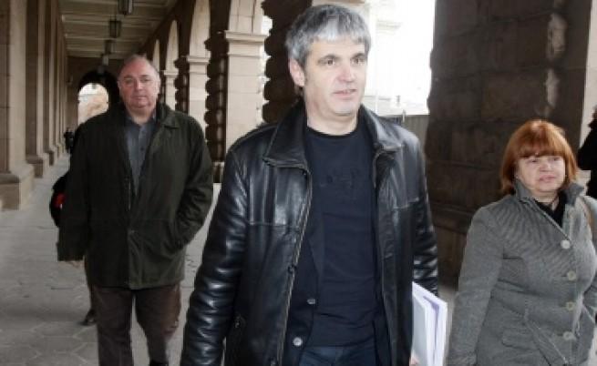 Срещата на Борисов със синдикатите се провали