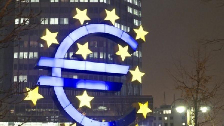 Икономическото доверие в еврозоната с двугодишен минимум