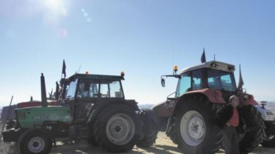 Земеделци обявяват гражданско неподчинение