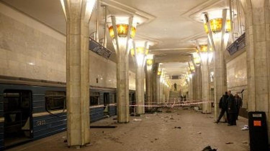 Смъртна присъда за атентаторите от Минск