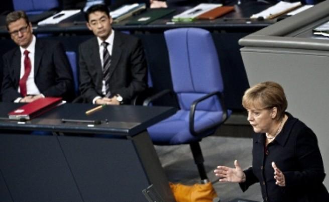 Меркел: Скоро ще има фискален съюз
