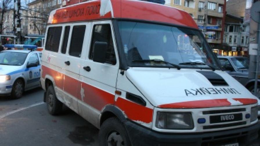 Труп на мъж бе открит в гараж в София