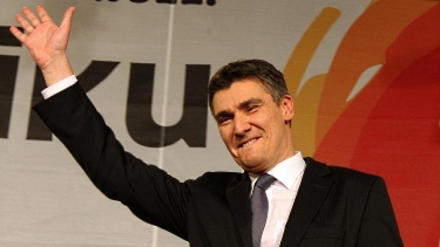 """""""Кукурику"""" печели изборите в Хърватия"""