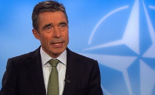 Расмусен: Русия и НАТО трябва да изградят две отделни системи за ПРО с обща цел