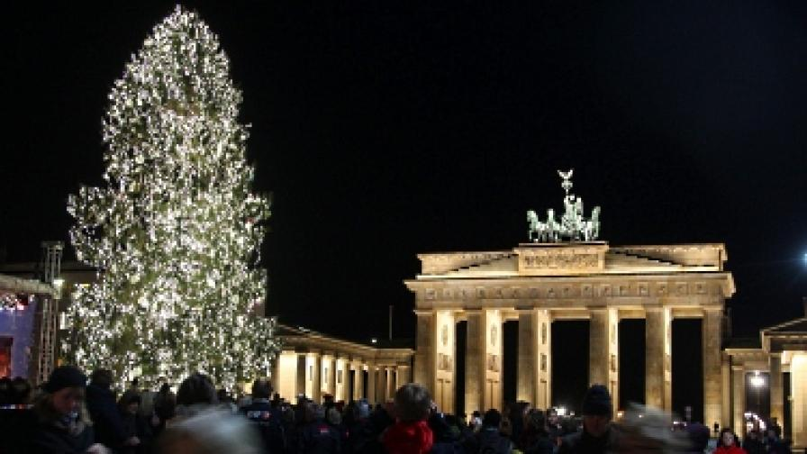 Коледна елха в Берлин