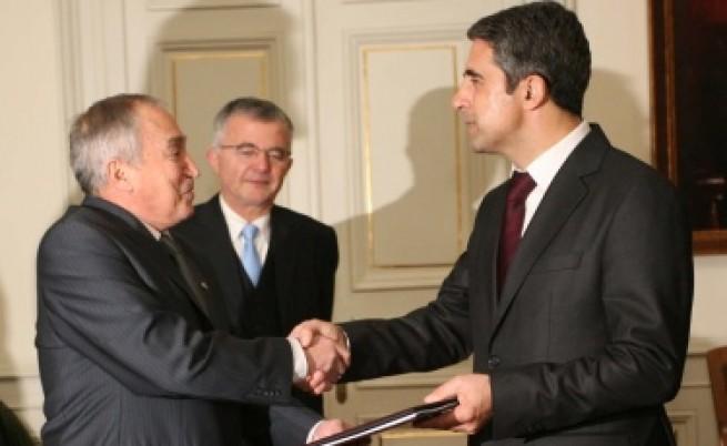 Плевнелиев: БАН се нуждае от още 14 млн. лева