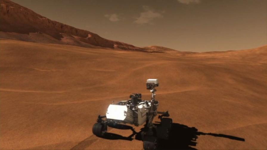 """""""Големи области"""" от Марс били обитаеми"""