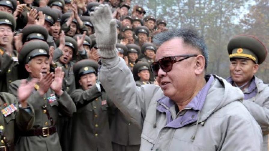 Ким Чен-ир - енигматичният лидер на КНДР