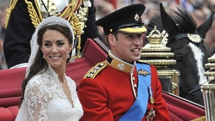 На вечеря с принц Уилям и Кейт за 12 хил. евро