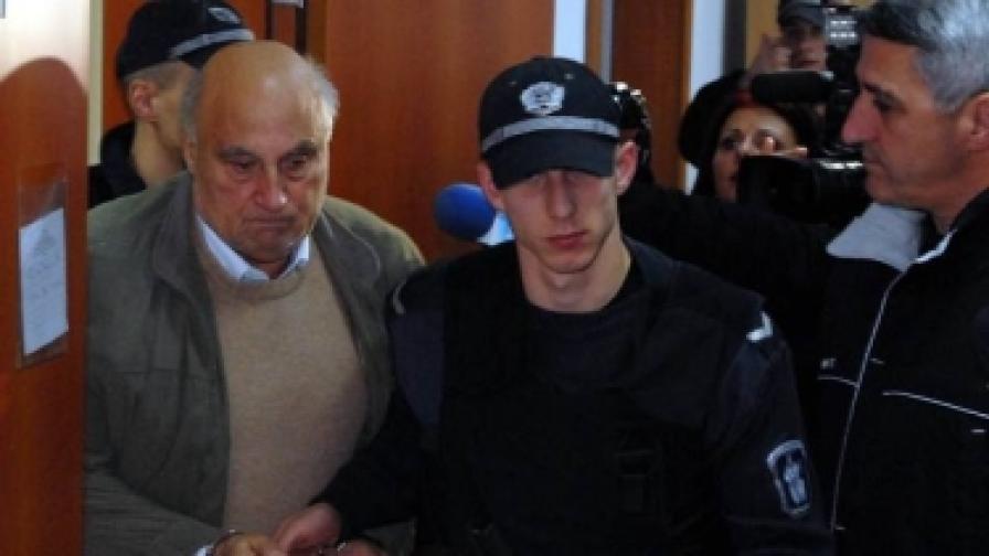 Асеновградският съд остави Кирил Рашков в затвора
