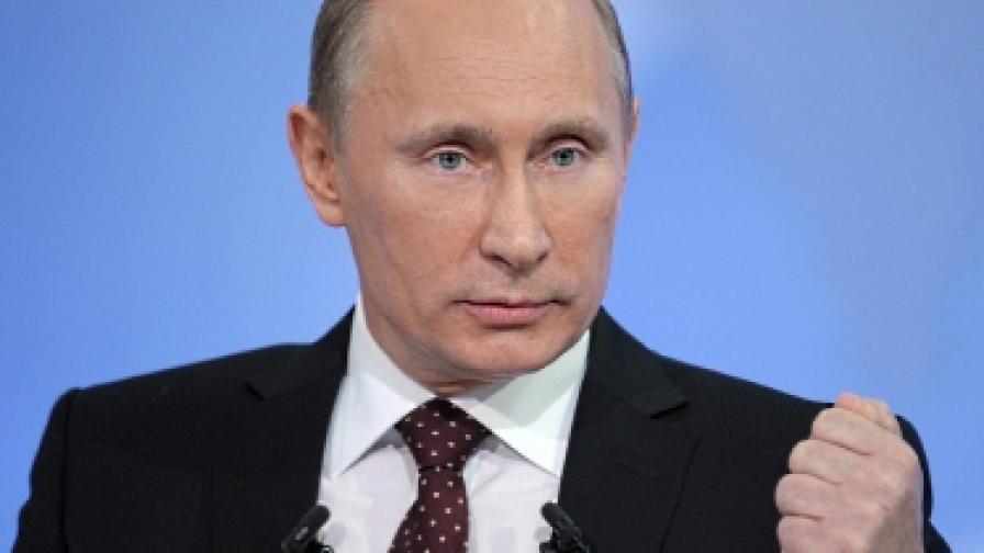 Светът на Путин се разпада