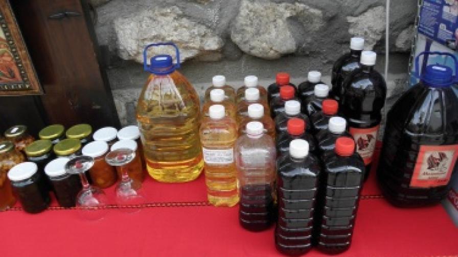 Строги санкции за незаконно производство на вино и ракия