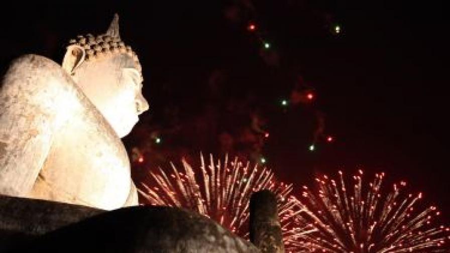 Кой как празнува Нова година по света?