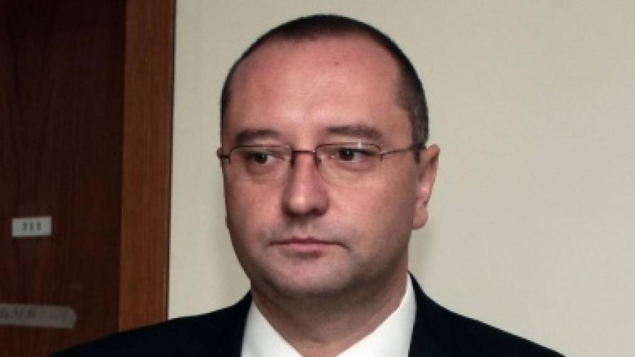 Георги Ушев, председателят на първоинстанционния специализиран наказателен съд