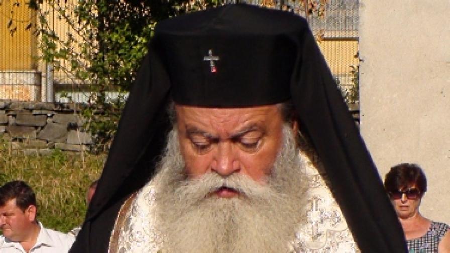 Ловчанският митрополит Гавриил