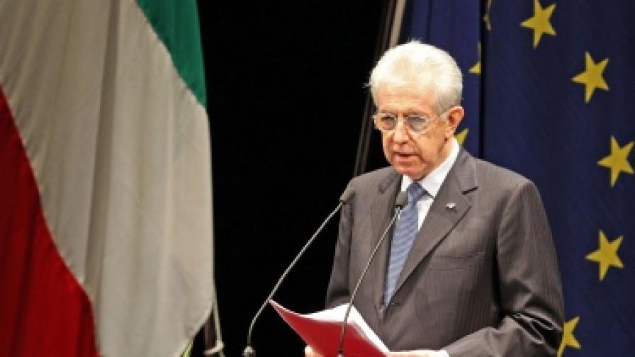 Италианският премиер: Еврото не е в криза