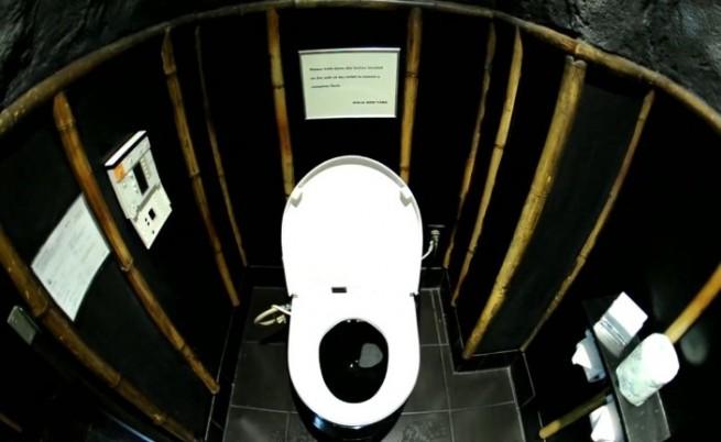 Защо трябва да сваляме капака на тоалетната
