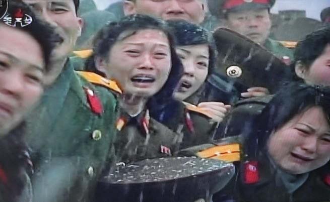 Флората и фауната в Северна Корея продължавали да скърбят
