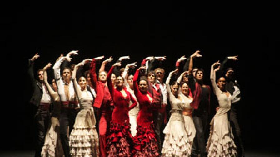 Националният балет на Испания за първи път в България