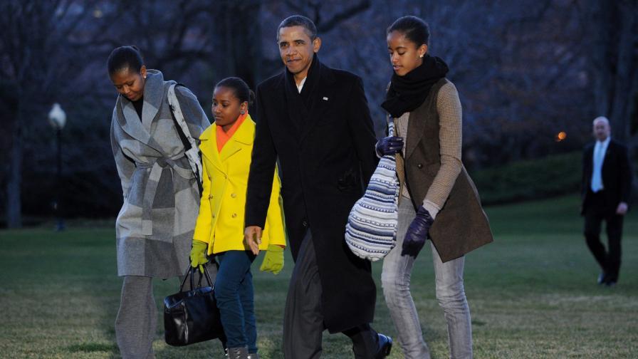 Мишел Обама: Не съм сприхава чернокожа жена