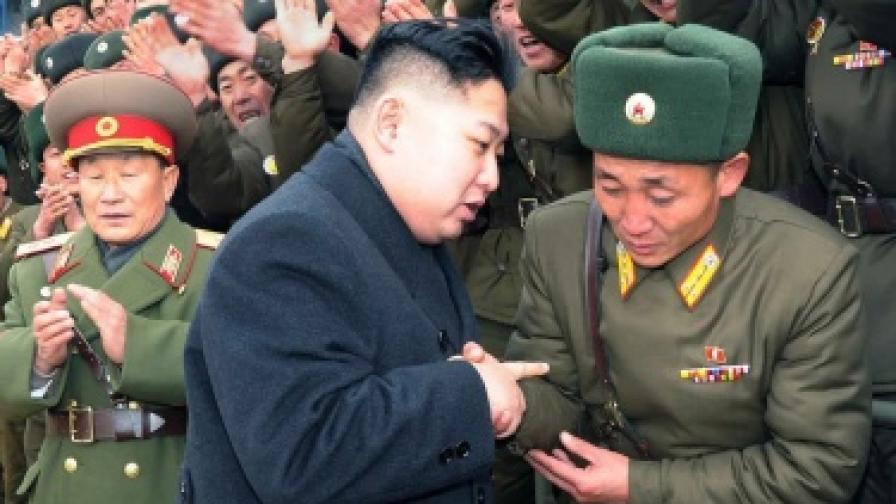 КНДР с нови ракетни изпитания