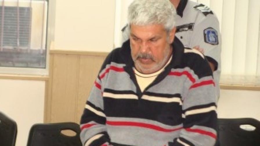 Обвиненият Симеон Йосифов може да получи присъда от 10 до 20 години затвор