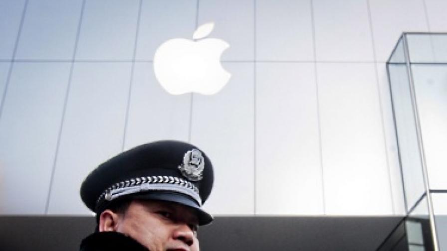 Безредици заради новия iPhone в Пекин и Шанхай