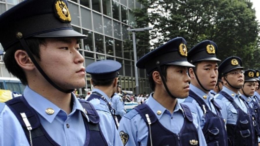 Япония: Хванаха единствения беглец за 20 години