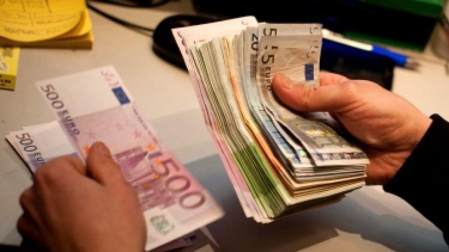 """""""Стандард енд Пуърс"""": 40% вероятност за рецесия в еврозоната"""