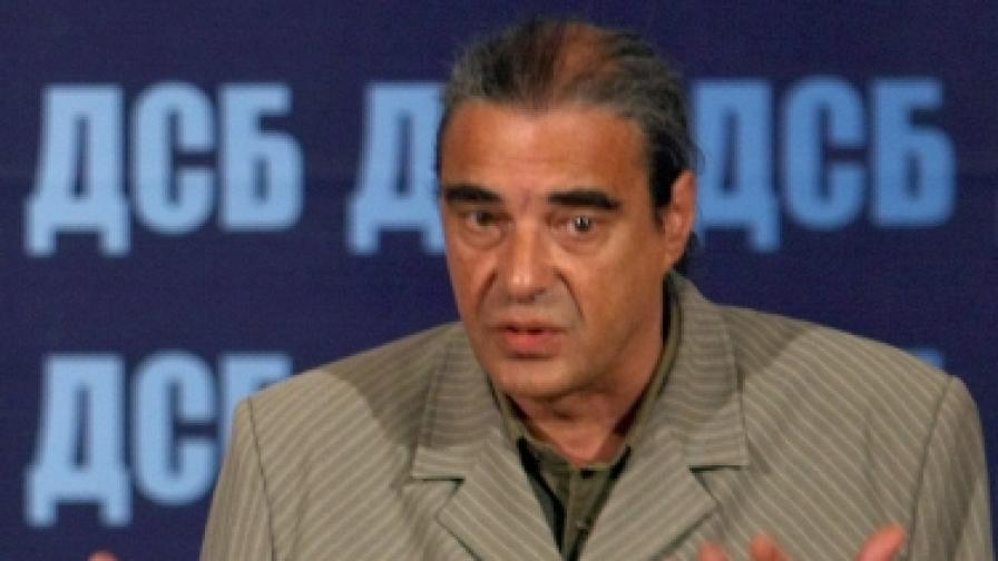 Професор Калин Янакиев