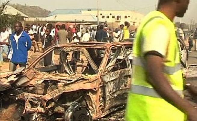 Стотици жертви на координирани нападения в Нигерия