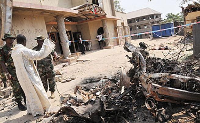 Нови взривове в Нигерия